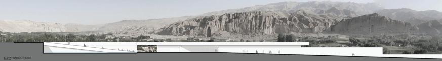 Centro Cultural Bamiyan - Afeganistão - Vista e Contexto